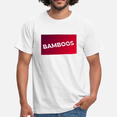 BAMBOU SLICE - T-shirt Homme