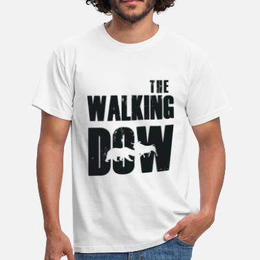 Wallstreet Stock market fans The Walking Dax Dow Wallstreet - Men's T-Shirt