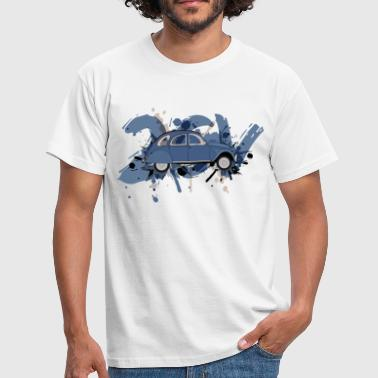 2CV art - T-shirt Homme