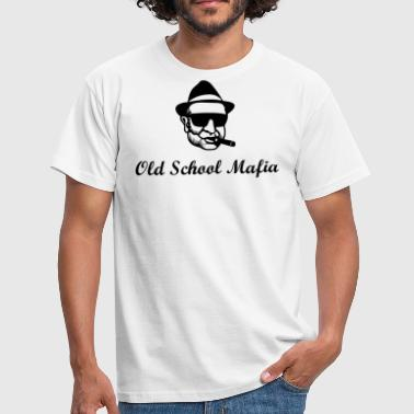Old School Mafia - T-shirt Homme