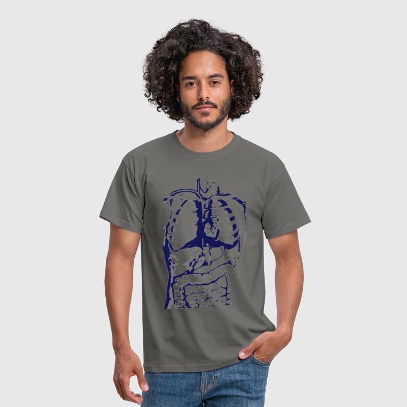 Anatomie / menschlicher Körper / Organe von ElectroNoize   Spreadshirt