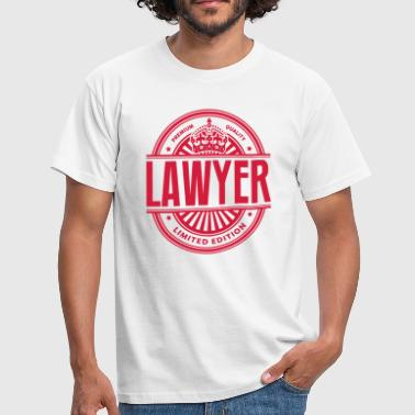 Lawyer Limited edition lawyer premium quality - Men's T-Shirt