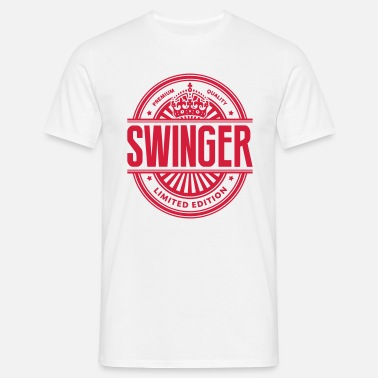 Swinger Limited edition swinger premium quality - Men's T-Shirt