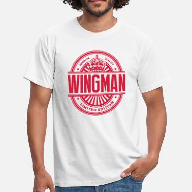 Wingman Limited edition wingman premium quality - Men's T-Shirt