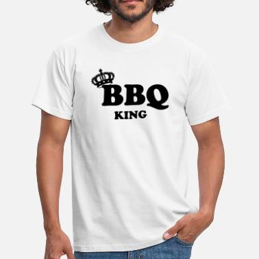 Bbq King BBQ - Men's T-Shirt