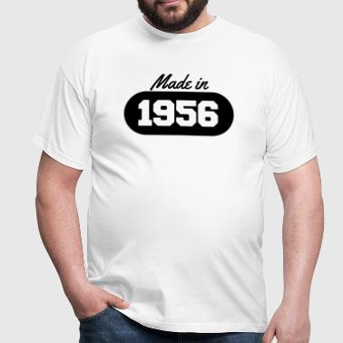 Made in 1956 - Men's T-Shirt