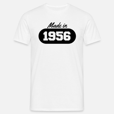Made 1956 Made in 1956 - Men's T-Shirt