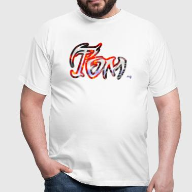tom couleur - T-shirt Homme