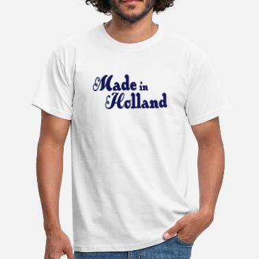 Holland Baby Made in Holland - Mannen T-shirt
