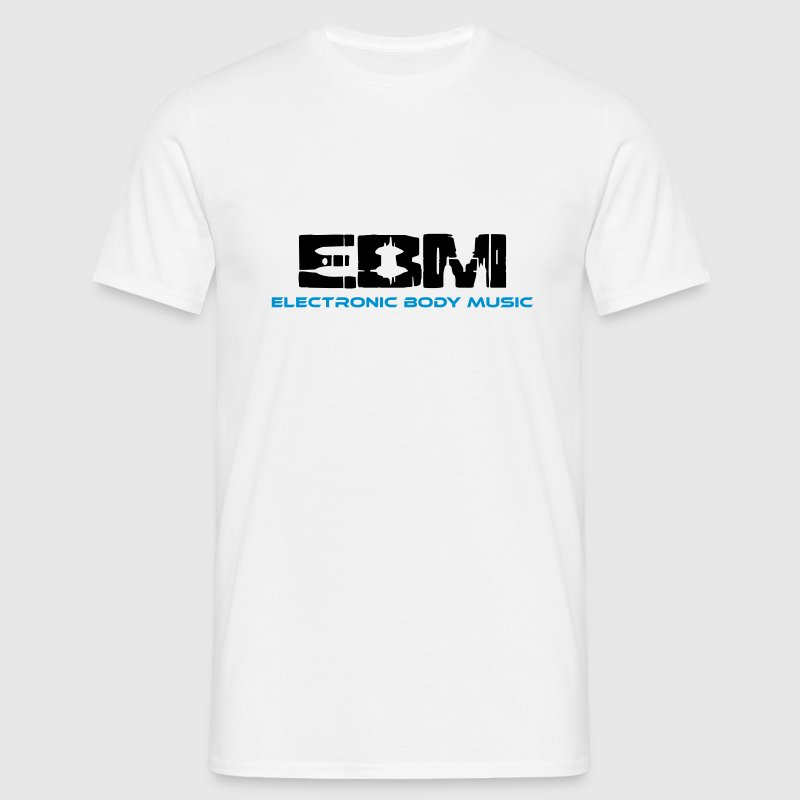 EBM - Electronic Body Music - T-shirt Homme