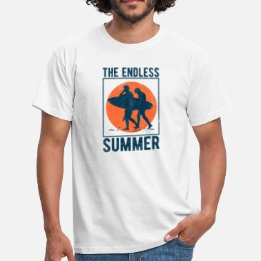 Solbada Endless Summer - T-shirt herr