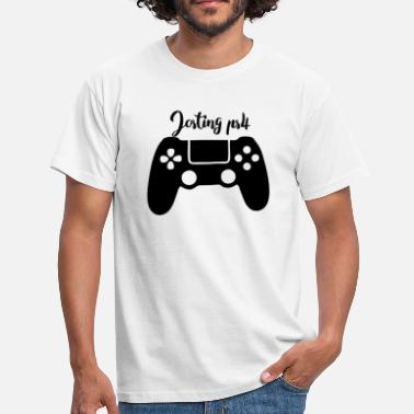 Josting Video Game Control - Men's T-Shirt