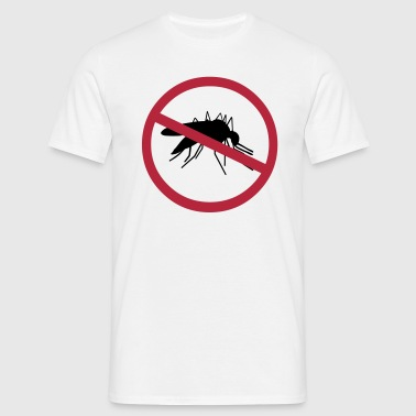 Mosquito Mosquitoes Malaria - Men's T-Shirt