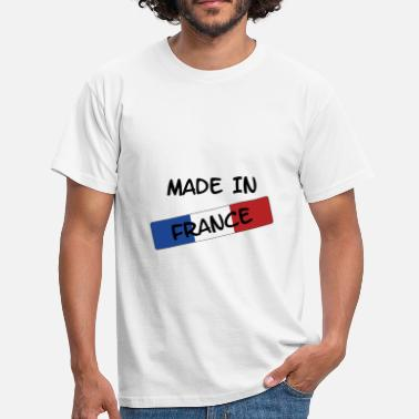 Région Made in FRANCE ! - T-shirt Homme