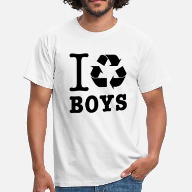 Homo Drague I recycle boys - T-shirt Homme