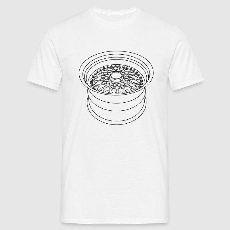 bbs_rs - Men's T-Shirt