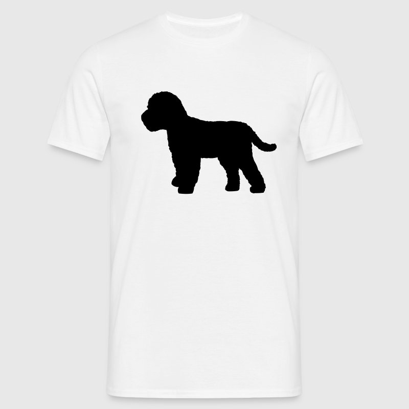 Cockapoo Dog - Men's T-Shirt