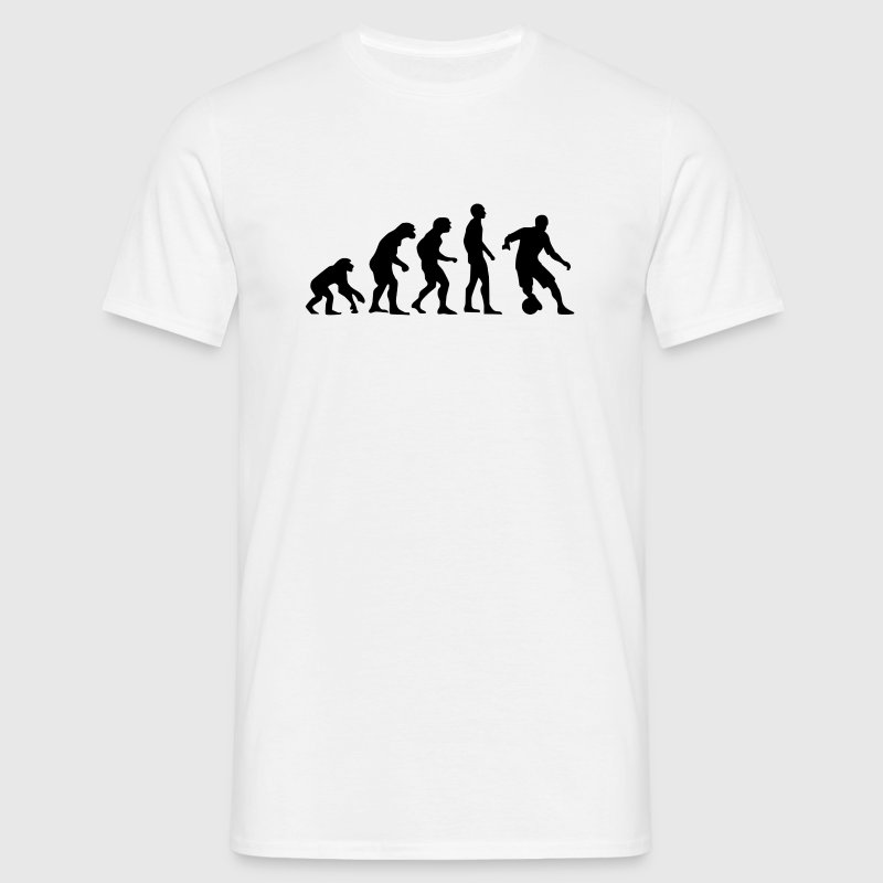 Soccer Evolution  - Men's T-Shirt