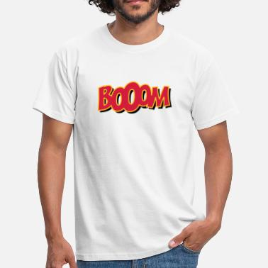Movie booom - Camiseta hombre