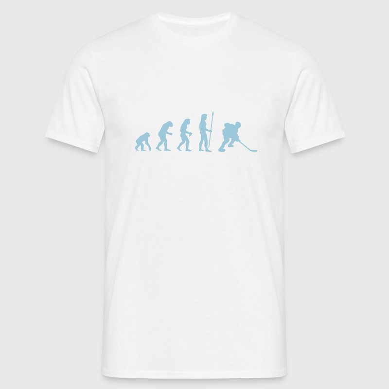 hockey sur glace - T-shirt Homme