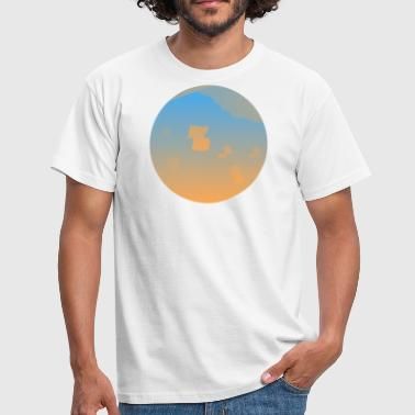 Cloudy cloudy - Men's T-Shirt