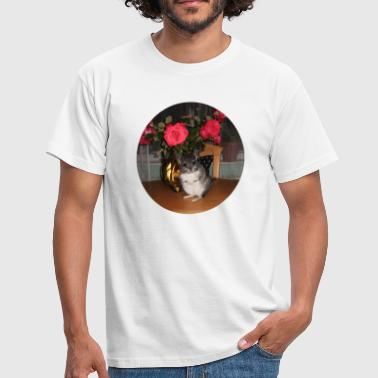 sweet chinchilla - Männer T-Shirt