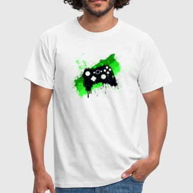 Box Box Graffiti Gamer - Men's T-Shirt