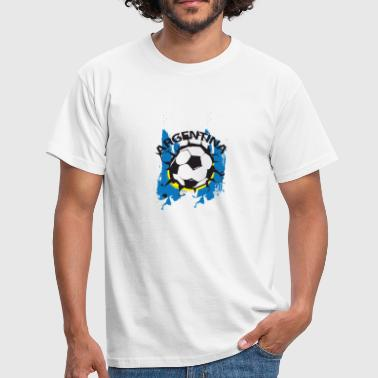 FOOTBALL SOCCER WC ARGENTINA ARGENTINA - Men's T-Shirt