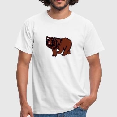 Grizzly Bear Grizzly bear - Men's T-Shirt