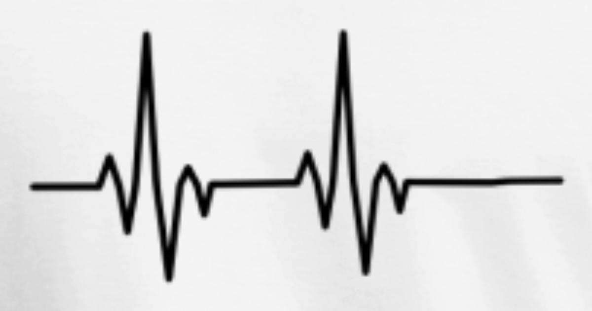 Heartbeat Line Art : Heart beat line stock video footage k and hd clips