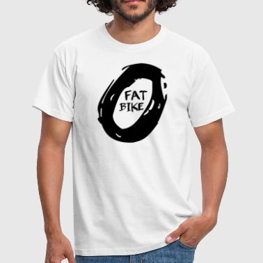 Fat Bike Fat Bike Shirt - Men's T-Shirt