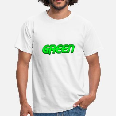 Green Island Green - Men's T-Shirt