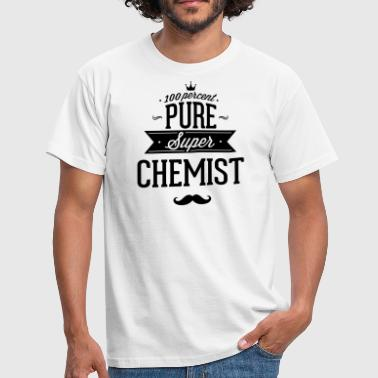 100% chemist - Men's T-Shirt
