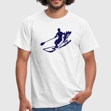Stand Up Paddle stand up paddling - Men's T-Shirt