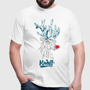 The Rudolf - T-shirt Homme