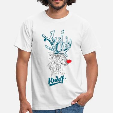 Rudolf The Rudolf - T-shirt Homme