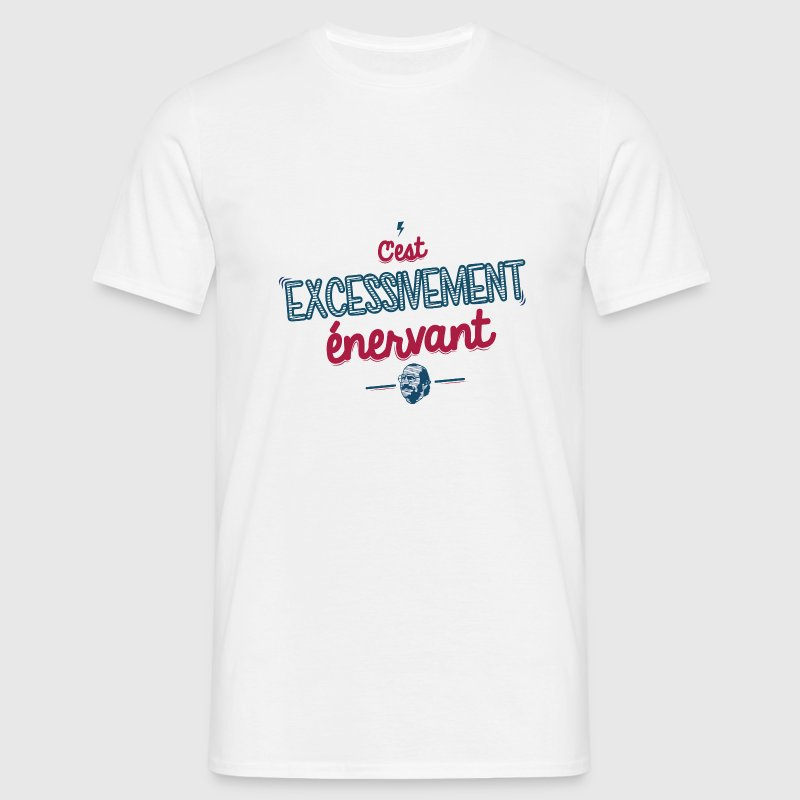 Excessivement Enervant - T-shirt Homme
