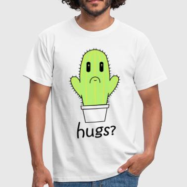 Hugs? - Men's T-Shirt