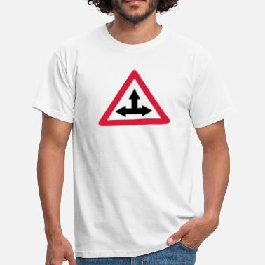 arrows - Männer T-Shirt