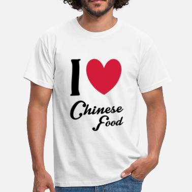 Funny Chinese Chinese Food - Men's T-Shirt