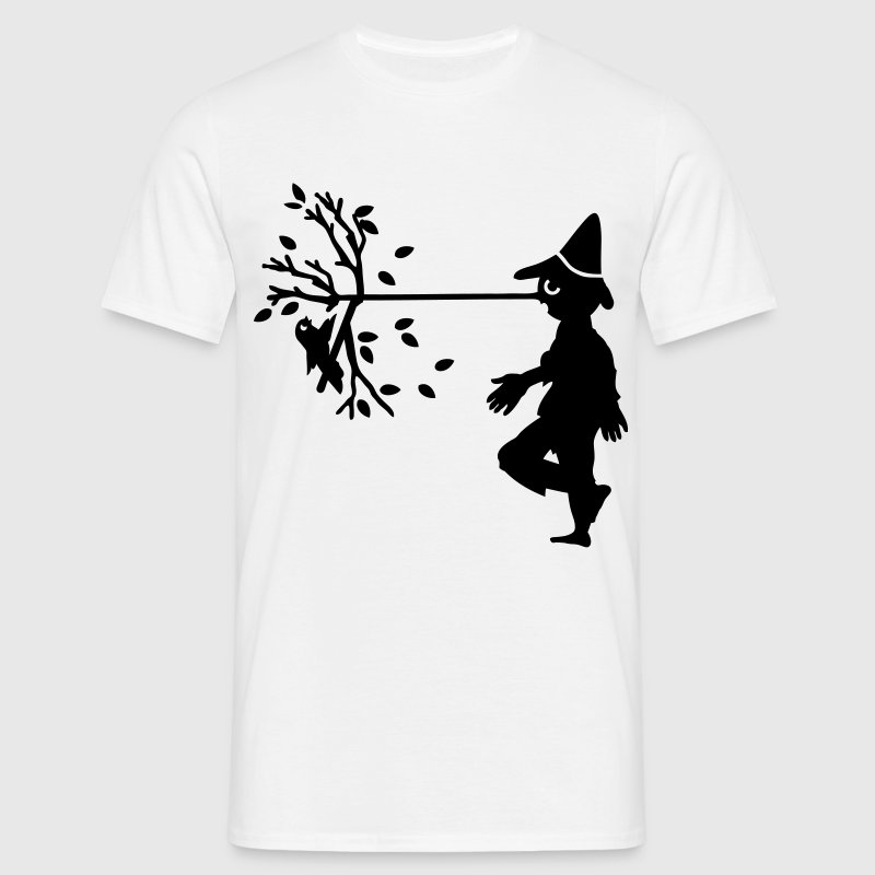 pinocchio - Men's T-Shirt