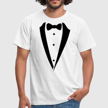 Bow tie costume - Men's T-Shirt