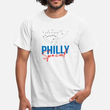 Philly Philly Special American Football - Herre-T-shirt