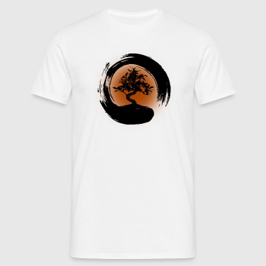bonsai - Mannen T-shirt