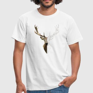 deer - Men's T-Shirt