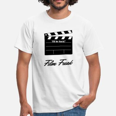 Movie Volveré movie movie motive movie freak - Camiseta hombre
