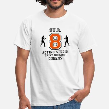 Estudio straight acting  - Camiseta hombre