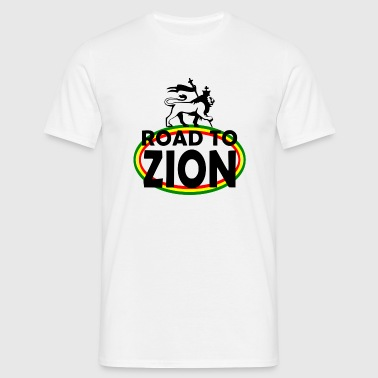 road_to_zion - T-shirt Homme