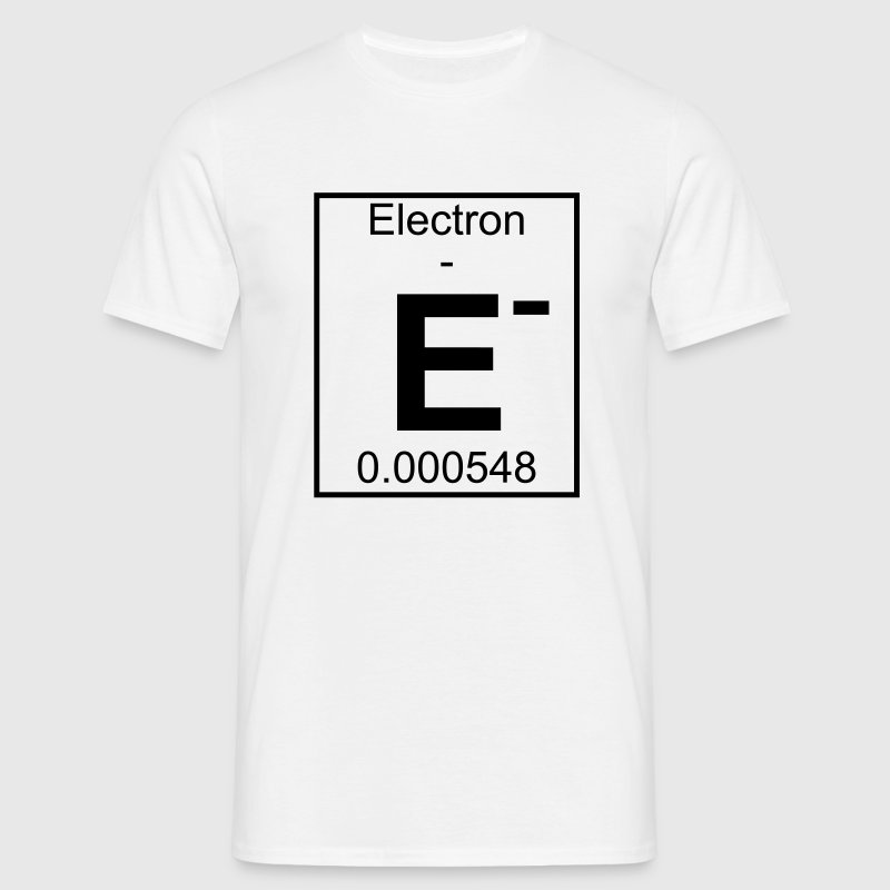 E (electron) - pfll - Men's T-Shirt