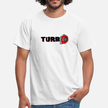 Turbo TURBO - Men's T-Shirt